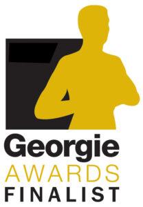 Georgie Award Finalist Logo